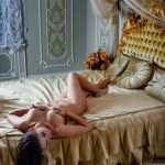 Best escorts in Istanbul are given by Milana and she is ready not only to lie down as here but to do sassy things to you