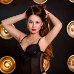 Meet here Escort in Istanbul Anjelika that teases you with her promising look and plump lips