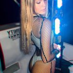 Blonde escorts uk Klavdyya is at the backstage a fashion event being dressed in the net