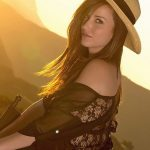 Outcall escorts girl in the rays of a dying sun looks specifically attractive