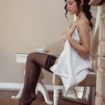 Istanbul call girl covers her magnificent body with a towel – her slender legs beckon to touch