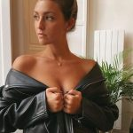 Cheap escorts in Istanbul woman demonstrates amazing face with classical neat lines